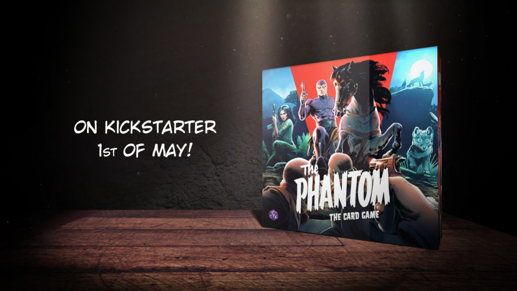 On kickstarter 1st of May